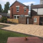 exterior patio created by westbury builders