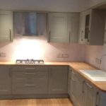 kitchen fitted by westbury building services